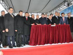 Kırşehir Şehirlerarası Otobüs Terminali'nin Temeli Atıldı