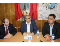 Toprakkale Belediye Başkanı Şanal, Aktif Gazetecikleri Konuk Etti