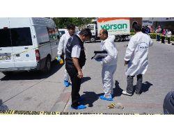 Silahlı İki Kişi Para Aracını Gasp Etti Sürücü Ağır Yaralı