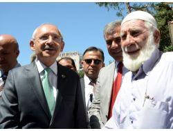 63 Yaşındaki Vatandaştan Kılıçdaroğluna: İnşallah Hacı Amcandan Yana Dönersin