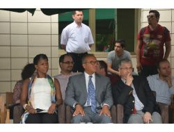 Abd'li Başkan Coleman: Türk İnsanına Hayran Kaldım, 3 Günde 12 Kilo Aldım