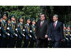 Tacikistan Ve Kırgızistan İlişkilerde Yeni Bir Sayfa Açtı