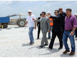 Çukurova Bölgesel Havaalanının Temeli Yarın Atılıyor