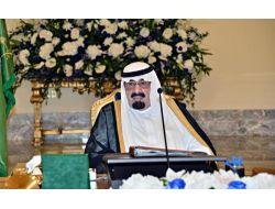 Kral Abdullah Uzun Bir Aradan Sonra Bakanlar Kuruluna Başkanlık Etti