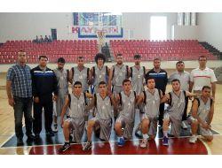 Engelliler Basketbol Takımında Hedef Türkiye Şampiyonluğu