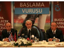 Hacıosmanoğlu: Trabzonsporun Hocası Mustafa Reşit Akçaydır