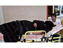 Nargile İçtikten Sonra Fenalaşan Arap Turist Hastanelik Oldu
