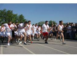 Japonya'nın Geleneksel Ekiden Yarışları Türkiye Fabrikasında Da Yapıldı
