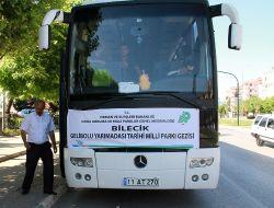 Bursa, Yalova Ve Bilecikten 3 Otobüs Dolusu Öğrenci Çanakkaleye Gitti
