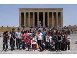 Yozgatlı Öğrenciler Ankarayı Gezdi