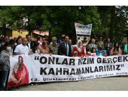Tatvan'da Lösemili Çocuklar Haftası Kutlandı