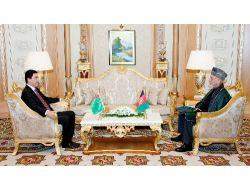 Afgan Lider Karzai, Türkmenistan'ı Ziyaret Edecek
