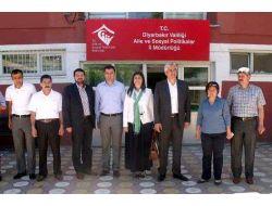 Diyarbakır Şiddeti Önleme Ve İzleme Merkezi Açıldı