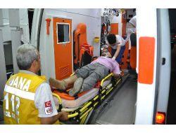 Kozanda Motosiklet Kazası: 1 Ölü
