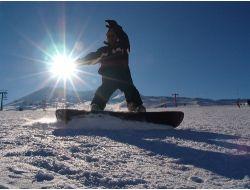Erciyes, Balkan Kayak Şampiyonasına Hazırlanıyor