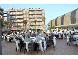 Gazipaşanın İlk 4 Yıldızlı Oteli Açıldı