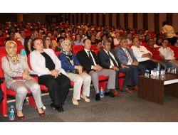 Döşemealtında Kursiyerler Türk Sanat Müziği Konseri Verdi