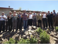 Dikilitaş Köyü Kur'an Kursunun Temeli Atıldı