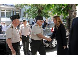Genelkurmay Başkanı, Demirel'i Ziyaret Etti