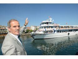 Bursada Vatandaş Mavi Tur Sayesinde Denizle Buluşacak