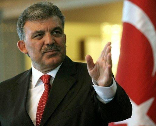 Cumhurbaşkanı Gül açık konuştu