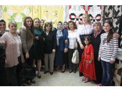 Anneler Halk Eğitim Kurslarıyla Eski Eşyaları Ekonomiye Kazandırıyor