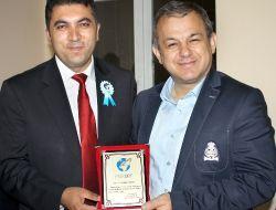 Sivas'ta Okul Evde Başlar Konferansı