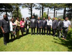 Kamerun'dan Bursa'ya İşbirliği Çağrısı