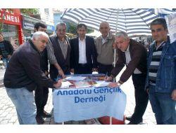 Orhanelinde Ayasofya Cami Olsun Kampanyası