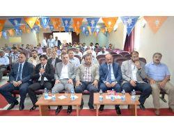Ak Parti Salıpazarı İlçe Danışma Meclisi Toplantısı Yapıldı
