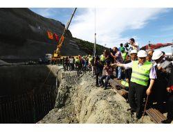 Bakan Yıldırım: Boğaz Köprüsündeki Çalışma Marmaray Bittikten Sona Başlayacak