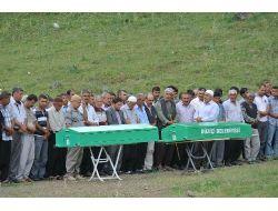 Düziçindeki Kavgada Ölen 5 Kişi Toprağa Verildi