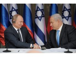 "İsrail'den Rusya'ya ""vururuz"" Tehdidi"