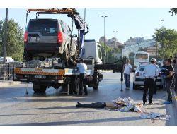 Fatihte Trafik Kazası: 1 Ölü