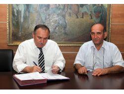 Bolu Belediyesi Ve İş- Kur Arasında İşbirliği Protokolü İmzalandı