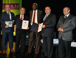 İzban'a Cenevre'de En İyi İşbirliği Ödülü