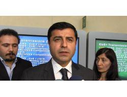 Demirtaş: Çözüm Süreci Türkiye'nin Ab İlişkilerine Pozitif Katkı Sağlıyor