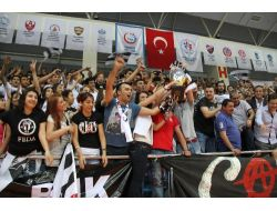Hentbol'de Şampiyon Beşiktaş