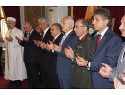 Fetih Kutlamaları Fatihin Kabrini Ziyaretle Başladı