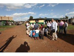 Türk İşadamları Afrikada 10 Lojistik Depo Kuracak