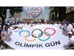 205 Ülke Olimpik Gün Koşusu İçin Koşmaya Hazırlanıyor