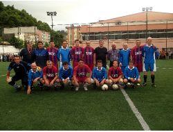 Tirebolu Kaymakamlık Turnuvasını Esnaf Odası Takımı Kazandı
