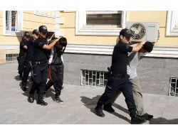 Kahramanmaraşta Sokak Satıcılarına Operasyon