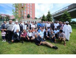 İslam Sempozyumu'nun Katılımcıları, Başakşehir'e Konuk Oldu