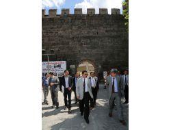 Kayseri'de 250 Milyon Liralık Projelerde Sona Yaklaşılıyor