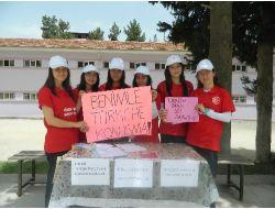 Acıpayam Anadolu Öğretmen Lisesi Türkçeye Sahip Çıkıyor
