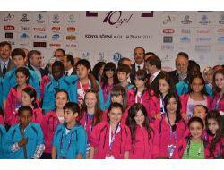 Türkçenin Çocukları Konyada Özel Kandil Programı Yapacak
