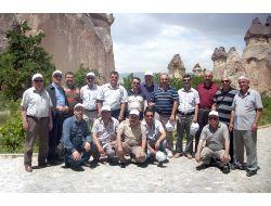 Merzifon İlköğretim Müdürleri Kapadokyayı Gezdi