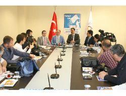 Düzce İlk Defa Türkçe Olimpiyatlarına Ev Sahipliği Yapıyor