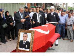 Eskişehir Emniyet Müdürü Naci Kurunun Cenazesi Baba Ocağına Getirildi